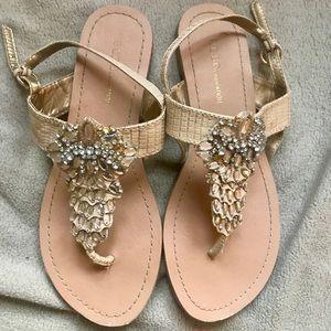 BCBGeneration Flat Sandals